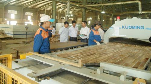 ván gỗ ghép